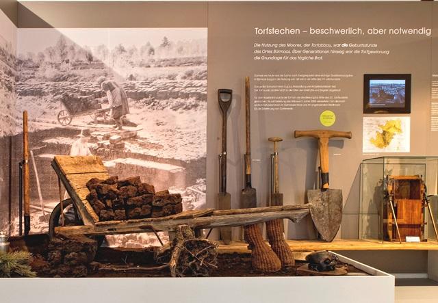 Bürmoos | Torf - Glas - Ziegel Museum