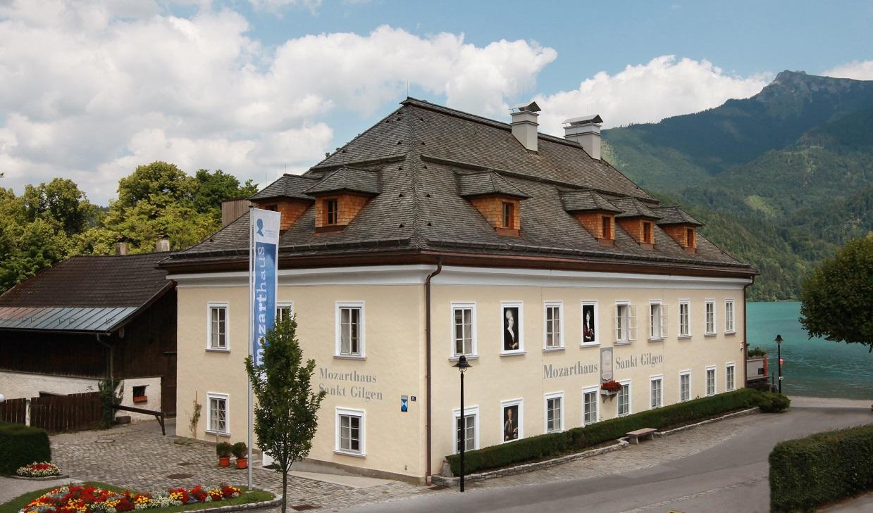 Sankt Gilgen | Mozarthaus St. Gilgen