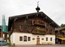 Altenmarkt | Hoamathaus und Dechantshoftenne