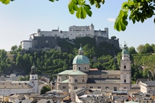 Stadt Salzburg   Festung Hohensalzburg