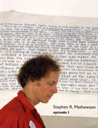 Stephen Mathewson - episode I, Drawings, Installations und Malerei 2004 - 2007